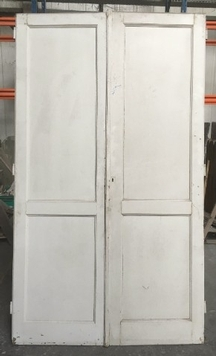 3 double doors for wardrobe