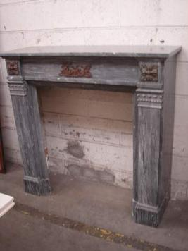 fireplace louis xvi