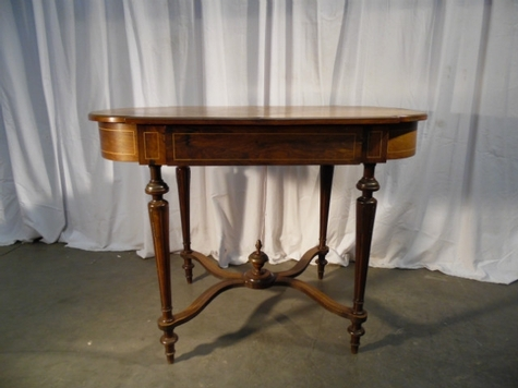 table bureau Napoléon III