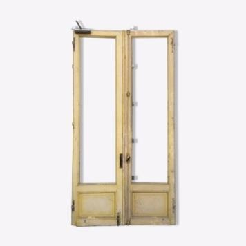double doors solid pine