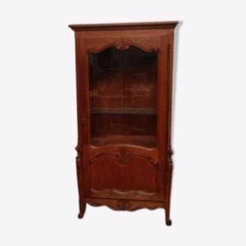 Louis xv display cabinet